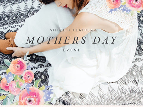Mothers Day Events on Saturday (May 7th, 2016)