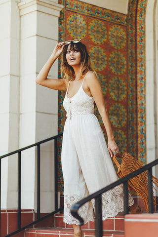 Moon Sister Midi Playsuit by @SomedaysLovin ~ #StitchandFeather