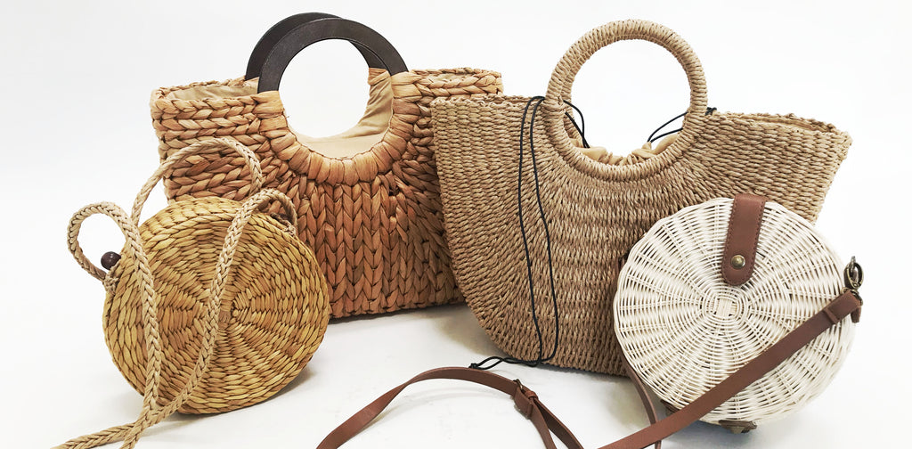 Stitch and Feather, Bags, Woven