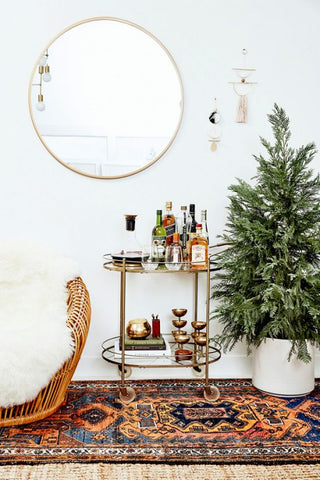 The Shabby Chic Christmas Tree