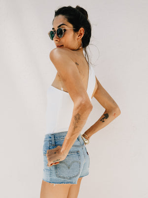 Worth the Wait Levi's 501 Shorts - Stitch And Feather