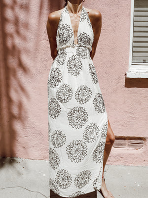 Dahlia Maxi Dress - Stitch And Feather