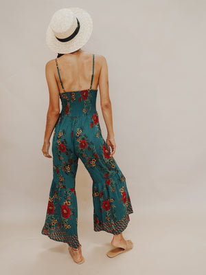 Copacabana Jumpsuit - Stitch And Feather