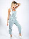 Crossback Overalls - Stitch And Feather