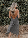 On My Way Midi Dress - Stitch And Feather