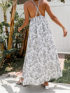 Fine Line Maxi Dress - Stitch And Feather