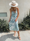 Wanderlust Midi Dress - Stitch And Feather