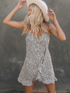 Laguna Ruffle Dress - Stitch And Feather