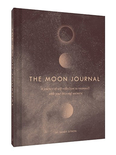 The Moon Journal - Stitch And Feather