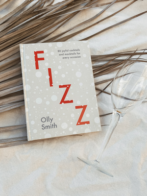Fizz Cocktails and Mocktails Book - Stitch And Feather