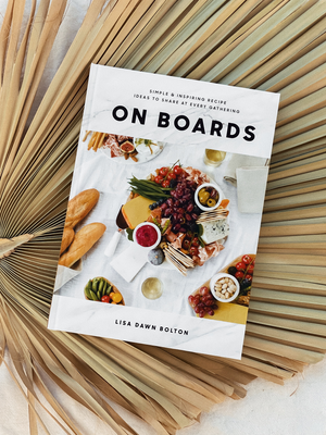 On Boards - Stitch And Feather