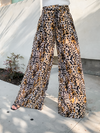 Safari Wide Leg Pants - Stitch And Feather