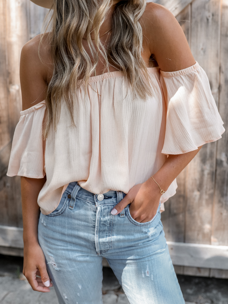 Easy Breezy Top - Stitch And Feather