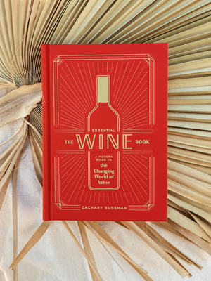 Essential Wine Book - Stitch And Feather