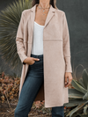 Down Time Duster Jacket - Stitch And Feather