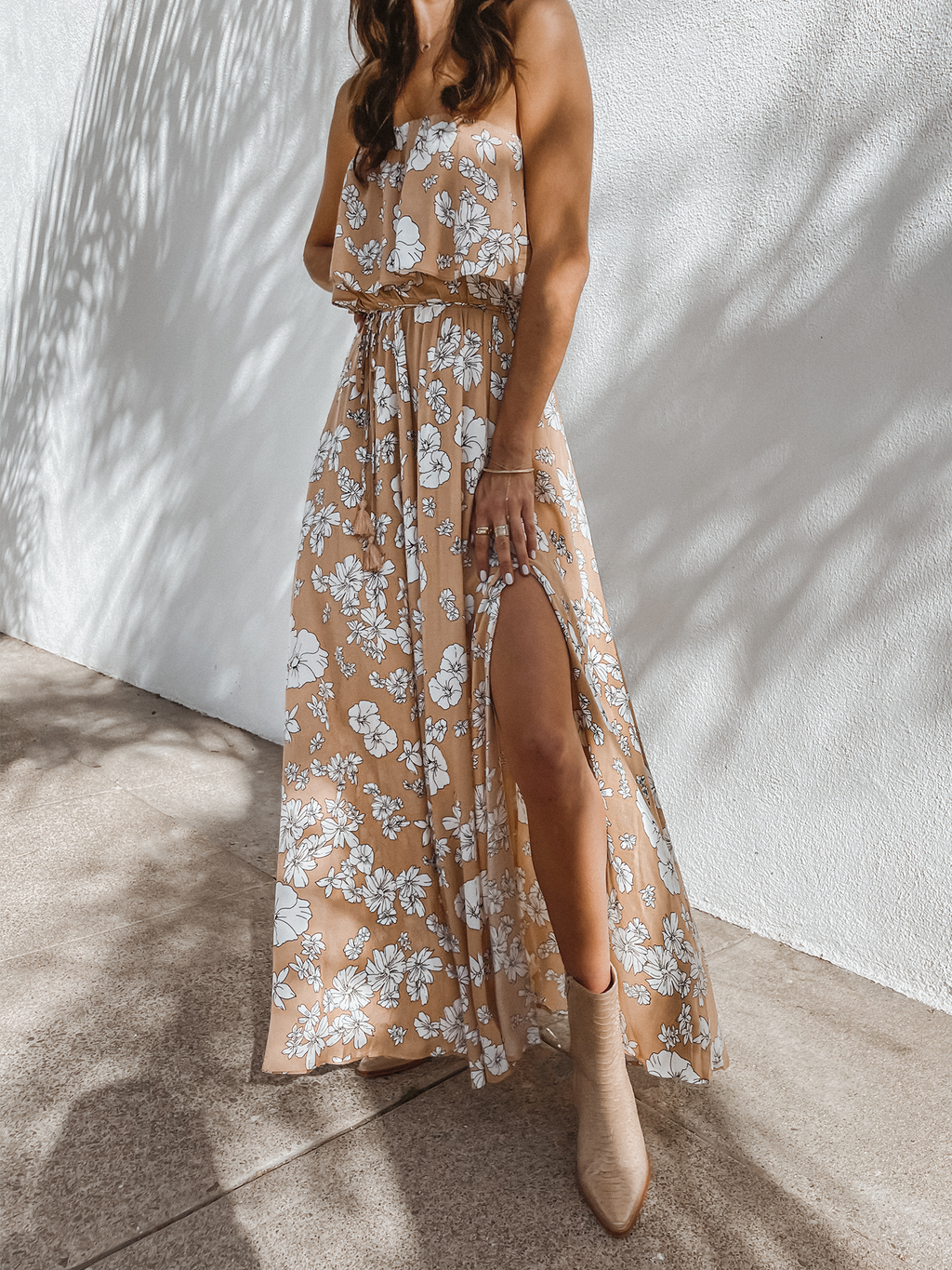 Pick Me Maxi Dress - Stitch And Feather