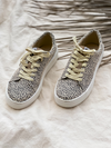 BFF Sneaker in Natural - Stitch And Feather
