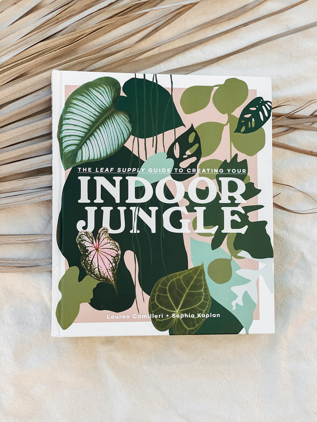 Indoor Jungle Book - Stitch And Feather