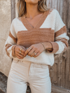 Road Blocker Sweater - Stitch And Feather