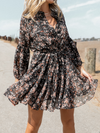 On The Loose Mini Dress - Stitch And Feather