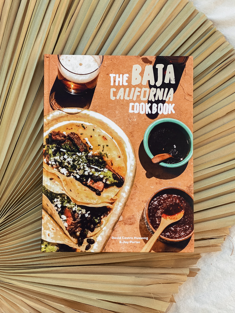Baja California Cookbook - Stitch And Feather