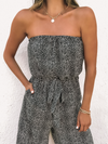 Acai Spotted Jumpsuit - Stitch And Feather