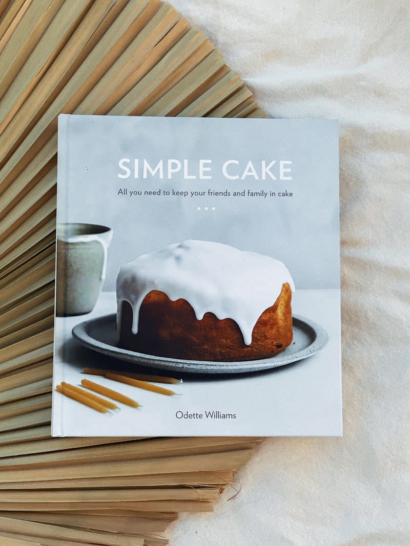 Simple Cake Cookbook