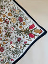 Vintage Botanical Neckerchief - Stitch And Feather