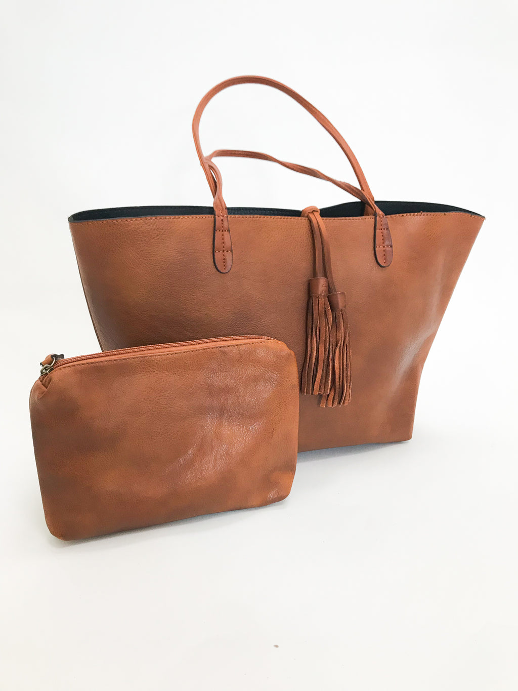 Tassel Tote - Stitch And Feather