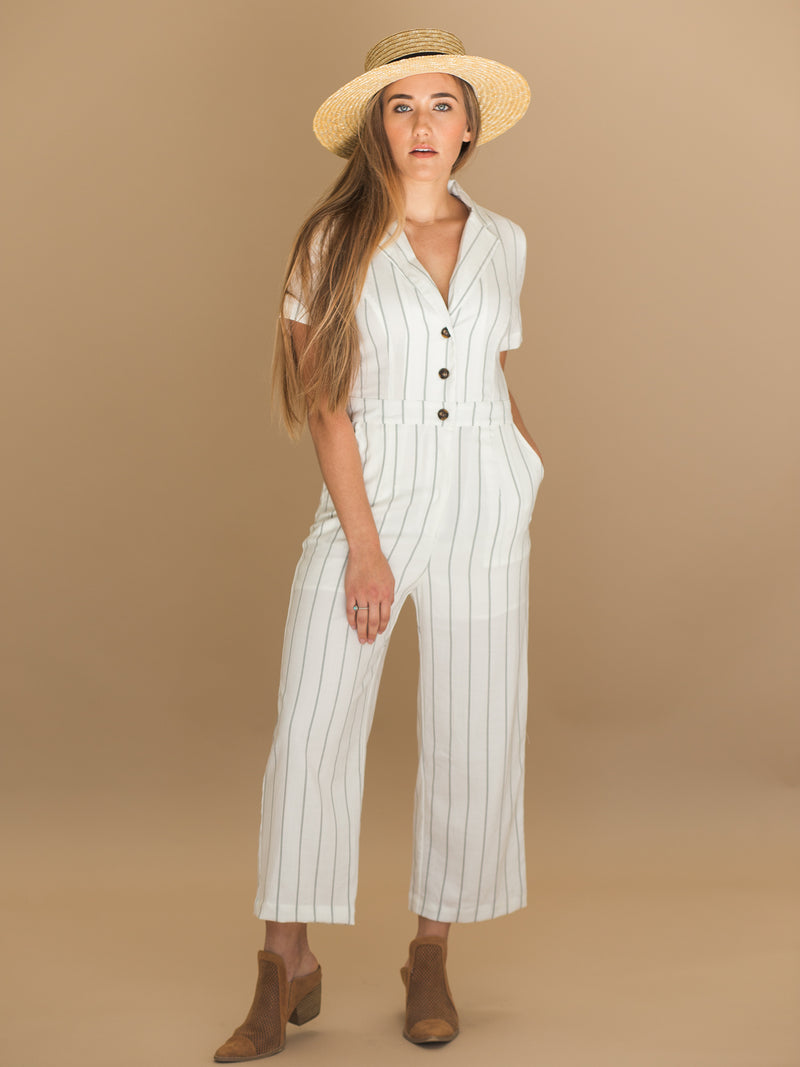 All Business Playsuit