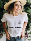 Plant Mama Tee - Stitch And Feather