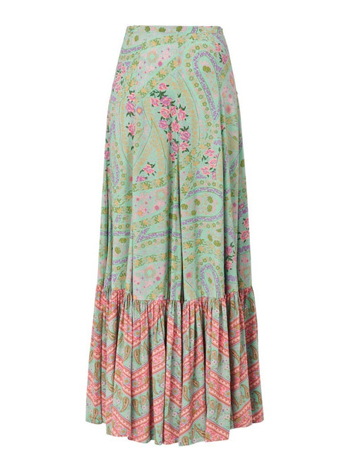 spell, spell and the gyspy collective, maxi skirt, paisley, celestial, city lights