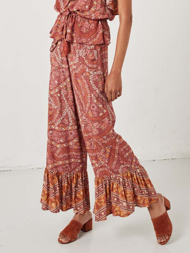 spell, spell and the gyspy collective, maxi pants, auburn, celestial, city lights