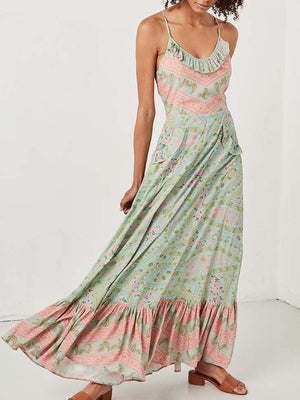 City Lights Strappy Maxi by Spell - Stitch And Feather
