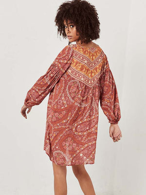 City Lights Tunic Dress by Spell - Stitch And Feather