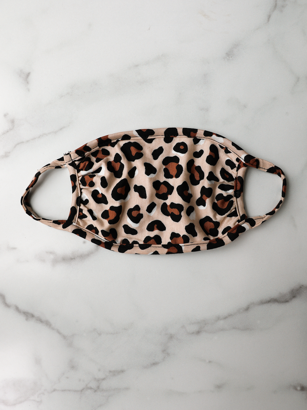 Leopard Face Mask - Stitch And Feather