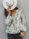 Feeling Lucky Blouse - Stitch And Feather