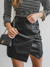 Lucky Lady Moto Skirt - Stitch And Feather