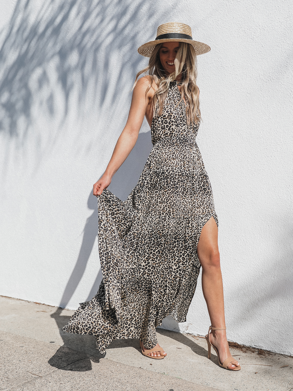 Tyler Tiered Maxi Dress - Stitch And Feather