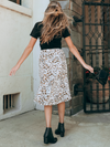 Miss Happy Midi Skirt - Stitch And Feather