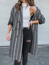 In The Spotlight Trench Coat - Stitch And Feather