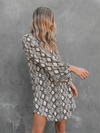 Chelsea Tunic Dress - Stitch And Feather