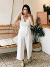 Ellie Wrap Around Jumpsuit - Stitch And Feather