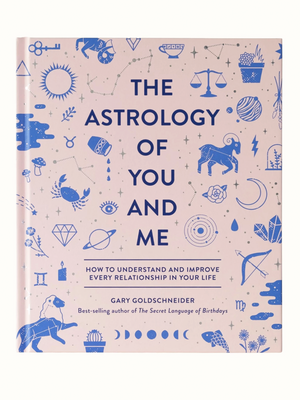 Astrology of You and Me - Stitch And Feather