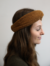 Cozy Teddy Headband - Stitch And Feather