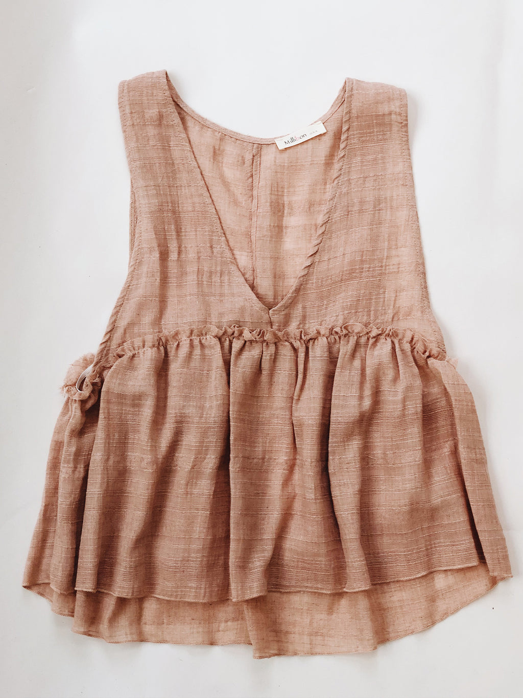 Make Me Blush Top - Stitch And Feather