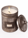 Bourbon Vanilla Cafe Tin Candle - Stitch And Feather