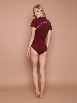 Brooke Bodysuit by Camp Collection - Stitch And Feather