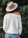 Courtney Sweater - Stitch And Feather