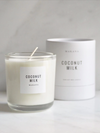 Coconut Milk Classic Candle - Stitch And Feather